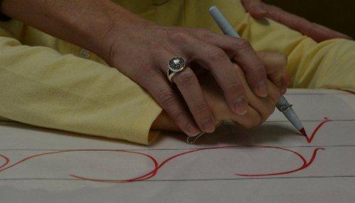 NILD Therapy Handwriting